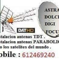 Llamar a antenista en almeria